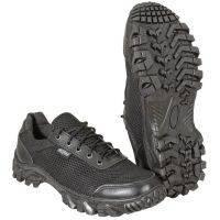 Милитарка™ кроссовки AIR+ сетчатые черные