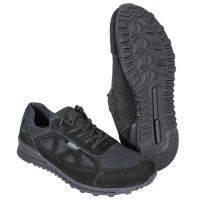 Мілітарка™ кросівки Trail літні сітка чорні